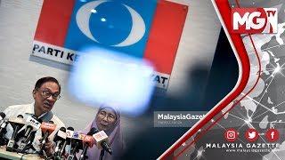 """Video TERKINI : """"Saya Tidak Akan Bertolak Ansur"""" - Anwar Ibrahim download MP3, 3GP, MP4, WEBM, AVI, FLV Agustus 2018"""