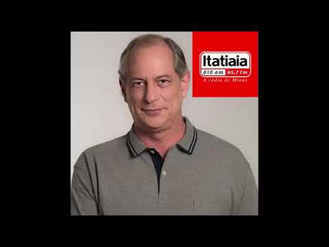 Entrevista de Ciro Gomes na Rádio Itatiaia (23/02/2018)
