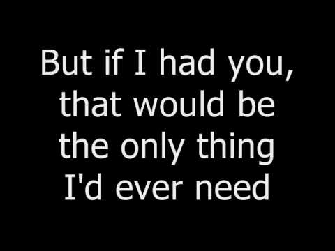 If I Had You - Adam Lambert (With Lyrics)