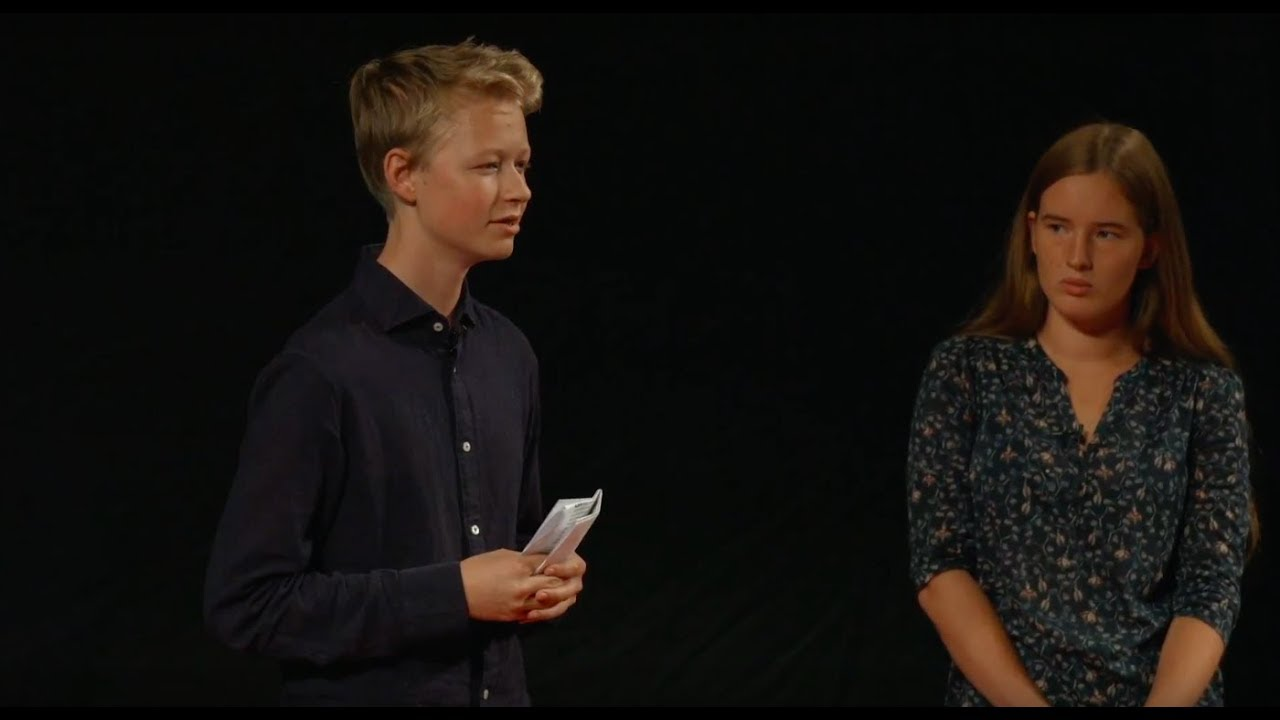 A change in society needs a revolution in education | Albin Sunmo & Rusa Patrick | TEDxPragueED