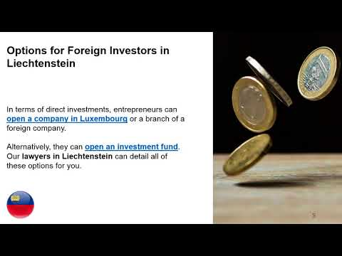 Foreign Investments in Liechtenstein