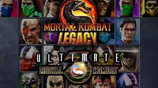 THE BEST MK?! - Ultimate Mortal Kombat 3 1996 (MK Legacy Part 3)