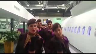 Catwalk Etihad Airways Batch700/701 HD