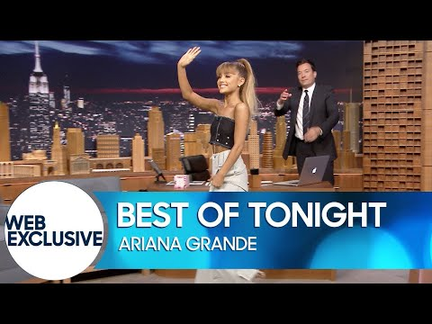 Best of Ariana Grande on The Tonight Show
