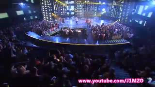 The Collective - GRAND FINAL X Factor Australia 2012 - Winner