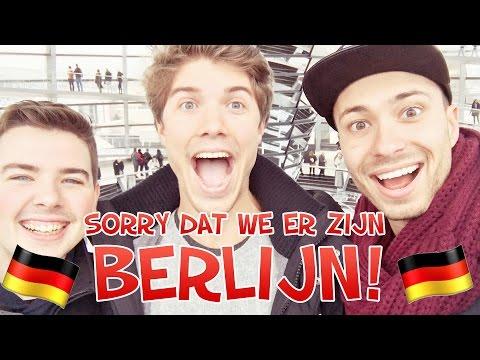 Sorry dat we er zijn, BERLIJN! | XXL Vlog