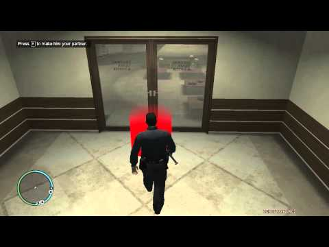 GTA IV: LCPDFR Mod  - SYMULATOR ŻYCIA POLICJANTA [PL/HD]