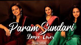 PARAM SUNDARI|Mimi|Kriti Sanon|Shreya Ghoshal|A.R Rahman|Team Ashab