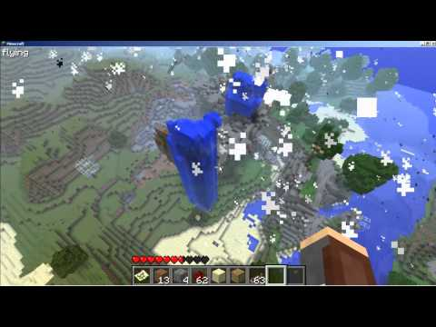 Minecraft: Blow the House up!!