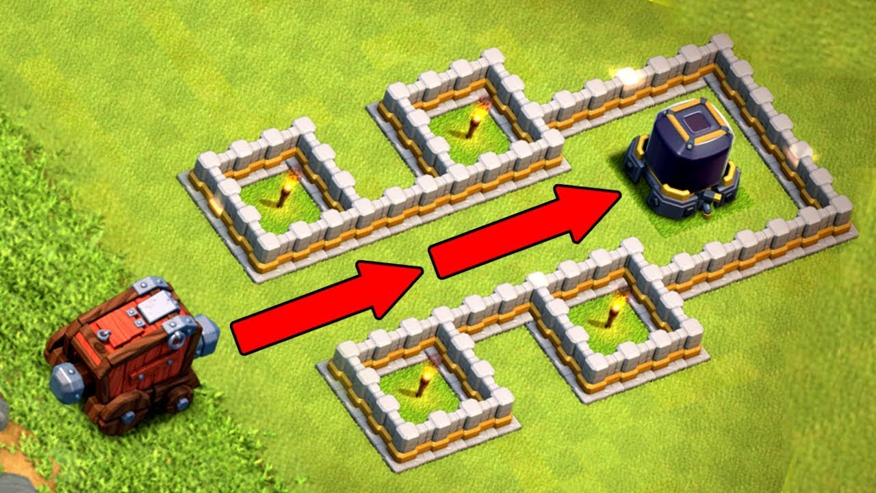 NEW SECRET STRATEGY TO FARMING DARK ELIXIR FAST POST UPDATE! - Clash Of Clans