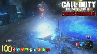 ORIGINS REMASTERED ROUND 100 HIGH ROUNDS 1-51!!! - BLACK OPS 3 ZOMBIE CHRONICLES DLC 5 GAMEPLAY!