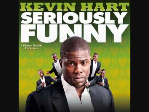 Kevin Hart Seriously Funny part 1 (Audio Only)