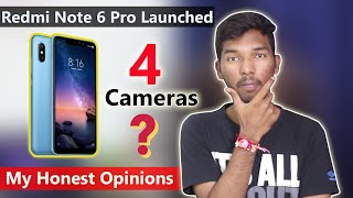Redmi Note 6 Pro Launched - Price Specs & complete details || in telugu