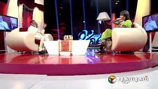 Natchathira Jannal With Gangai Amaran - Part 1