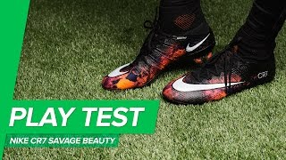 Nike Mercurial Superfly IV CR7 Savage Beauty test | New WebTV host Luca