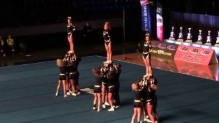 2017 LHS Cheerleading State Championship Routine