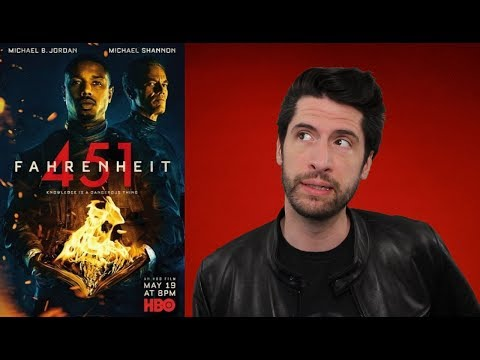 Fahrenheit 451 - Movie Review