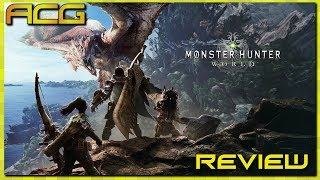 """Monster Hunter: World Review """"Buy, Wait for Sale, Rent, Never Touch?"""""""