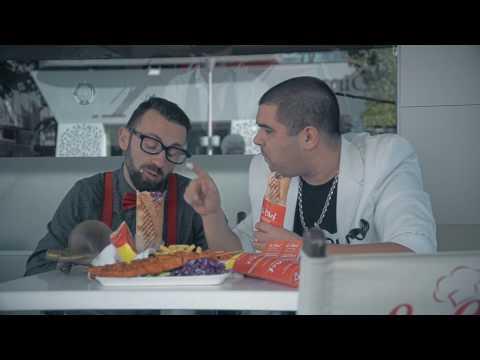 Кварталната батка думка сандвичи в Le Chef