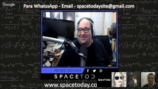 Boletim Astronômico Space Today - Voltamos!!!