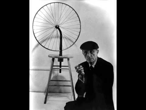 John Cage - Music for Marcel Duchamp - Scott Tinney, prepared piano