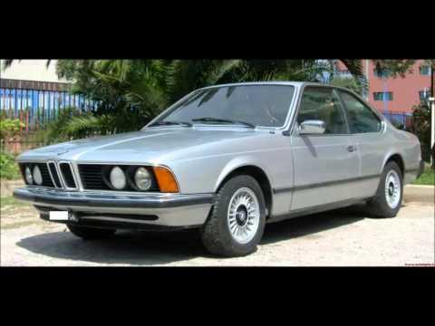 1976 BMW 630CS - YouTube