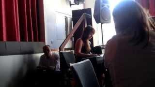 "Klavier Lisa Heider - 1. Trouth the eyes of a child -  2. Eigenes Klavierstück ""September-Rain"""