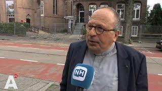 Pastoor afgebrande kerk Amstelveen: 'Ik geloofde het niet'