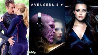 Avengers 4: Endgame - Katherine Langford as Iron Man