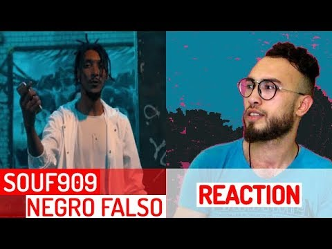 Souf 909 - Negro Falso ( Official video ) Prod By Buiten_Reaction طراك مفرگع بالجهد