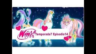 Winx Club 7x14 - Temporada 7 Episodio 14 - Transformación Tynix - Episodio Completo