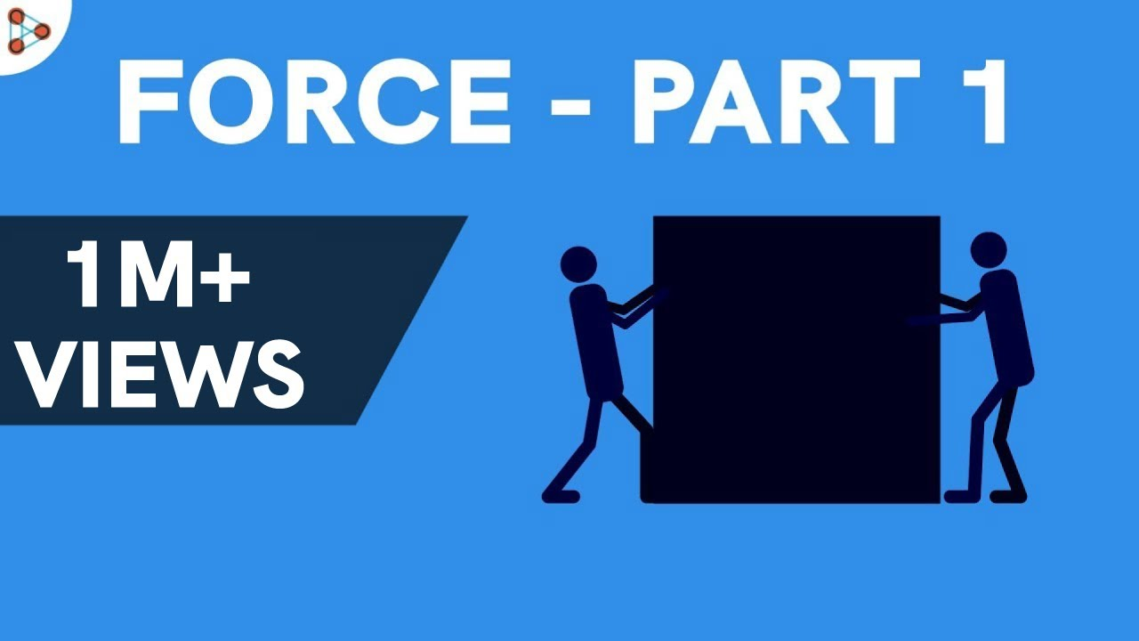 Download What is Force? - Part 1| Forces and Motion | Physics | Don't Memorise