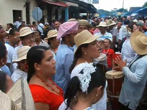 Panama's Carnival Festival