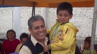 Saludo Navideño de la Municipalidad Distrital de Hualmay 2015