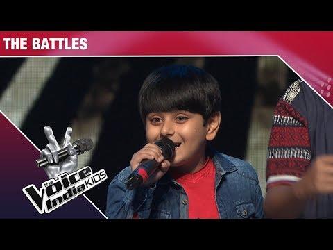 Rubab, Madhav and Satyajeet Performs on Babu Samjho Ishare   The Voice India Kids   Episode 10