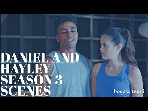 Download Daniel and hayley S3 scenes | greenhouse academy S3