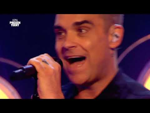 Robbie Williams - Better Man & Angels Live @Amsterdam Qube Soundcheckers