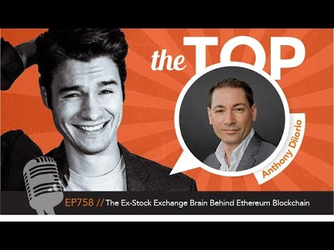 The Ex-Stock Exchange Brain Behind Ethereum Blockchain