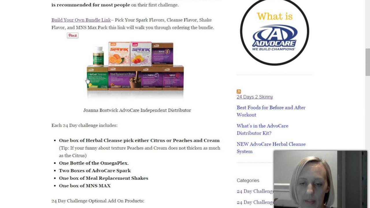 Advocare products cost - Advocare Products Cost
