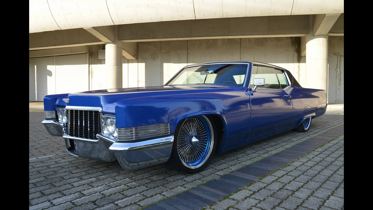 1970 Cadillac Deville 7 7l 375hp Custom Hot Rod Youtube