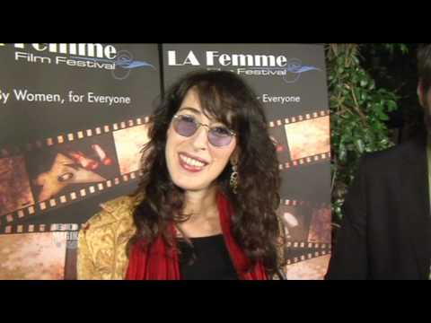 Maggie Wheeler Interview at LA Femme Film Festival 2010
