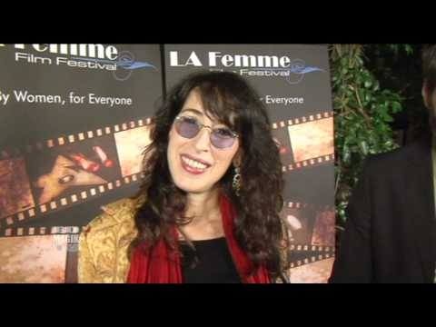 Maggie Wheeler  at LA Femme Film Festival 2010