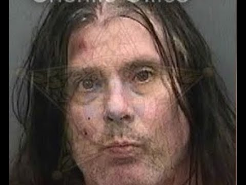 Cannibal Corpse guitarist Pat O'Brien Arrested for Burglary and Assaulting a Police Officer
