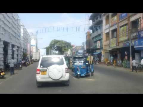 JAFFNA CITY STREETS, SRI LANKA