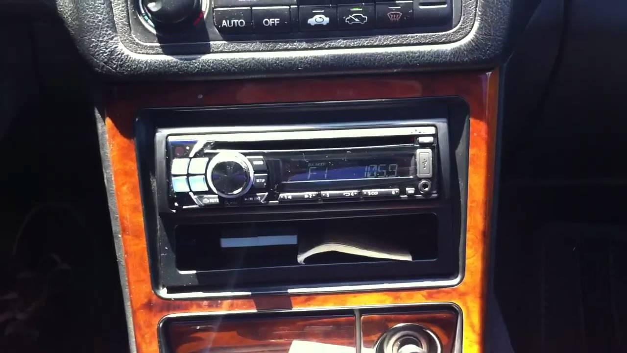 Acura Legend Stereo Alpine CDE Al Eds Hawthorne CA - Acura legend radio