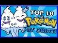 TOP 10 - Pokémon più odiati di sempre dai giocatori Pokémon!!!