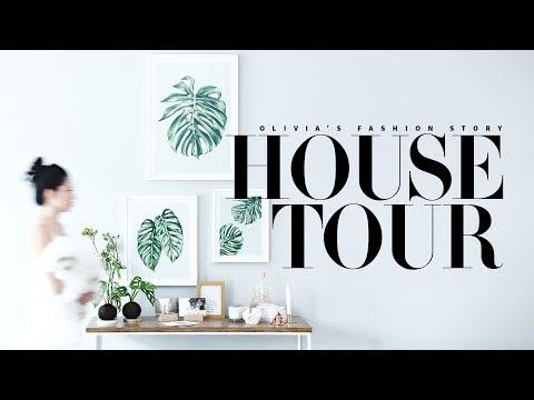 HOUSE TOUR | OLIVIA LAZUARDY
