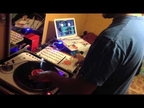 SCRATCH BATTLE TRUE TABLES VOL.2 ( DJ TNX)