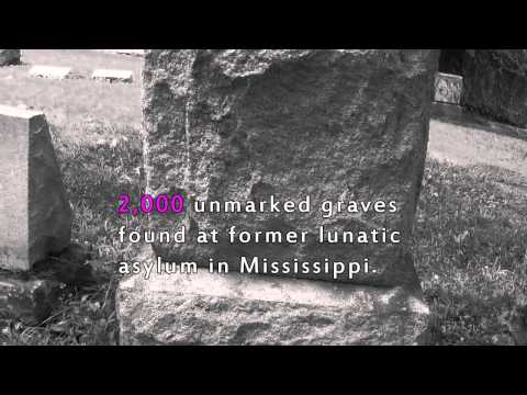 Missing the Missing (#1) Unmarked Graves