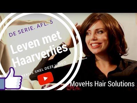 Leven met Haarverlies. De serie. Aflevering 5. Leonie Hulsbeek